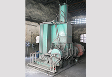 Rubber mixing equipment